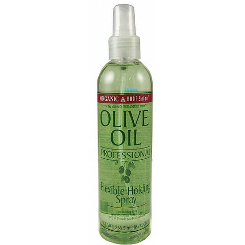 Organic Root Salon Flexible Holding Spray - 8oz spray