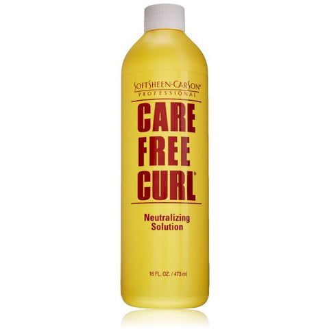 Care Free Curl Neutralizing Solution - 16oz bottle