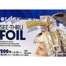 Graham Sanek SEE-THRU FOIL - 200FT #51339