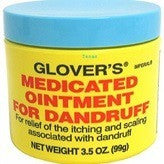 Glovers Medicated Ointment for Dandruff - 3.5oz jar