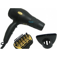 Goldn Hot 1875 Watt IONIC DRYER with DUETTO STYLER - GH2240