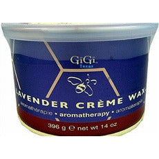 GiGi Lavender Creme Wax - 14oz can