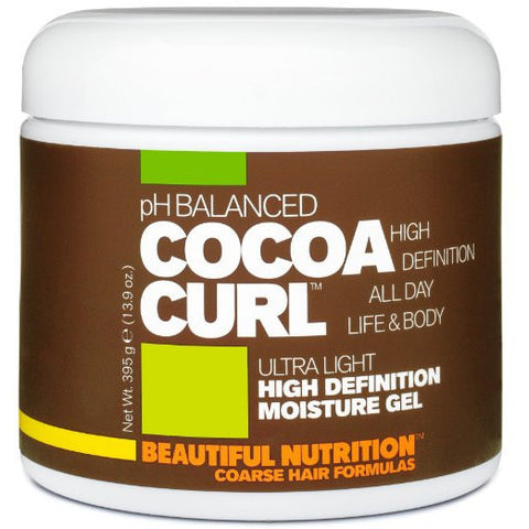 Neutrlab Cocoa Curl High Definition Moisture Gel - 14.1oz jar