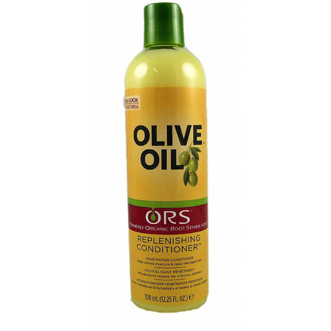 Organic Root Stimulator Olive Oil REPLENISHING CONDITIONER - 12.25oz bottle