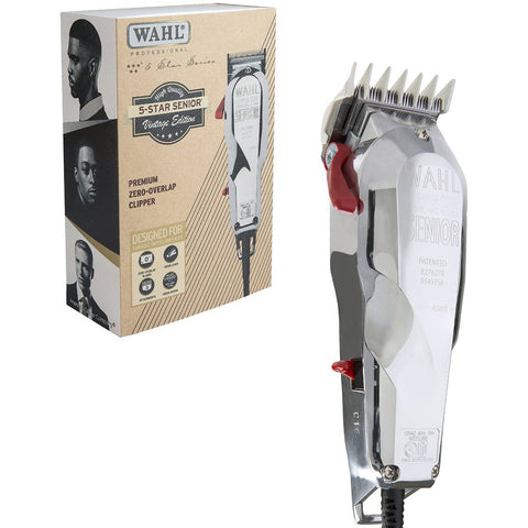 Wahl Professional 5-Star Senior Vintage Edition Clipper #8545-300
