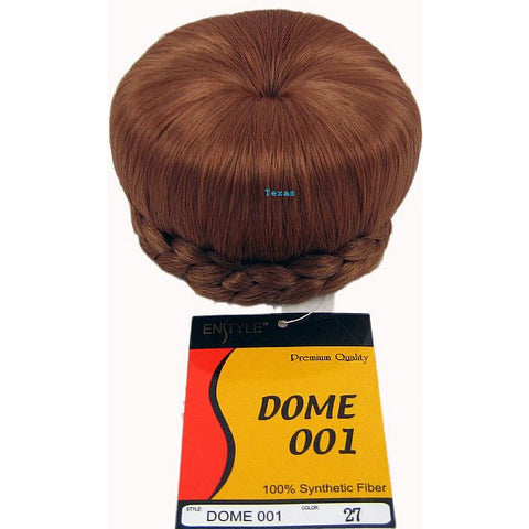 Enstyle DOME 001 Hair Accessory - 100% Synthetic Fiber
