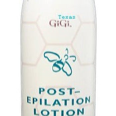 GiGi Post Epilation after wax Lotion - 8oz bottle