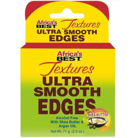 Africa Best Textures Ultra Smooth Edges - 2.5oz