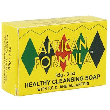 African Formula Healthy Cleansing SOAP - 80g