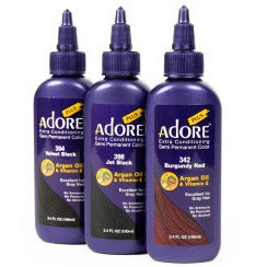 Adore Plus Extra Conditioning Semi Permanent Color - 3.4 oz bottle