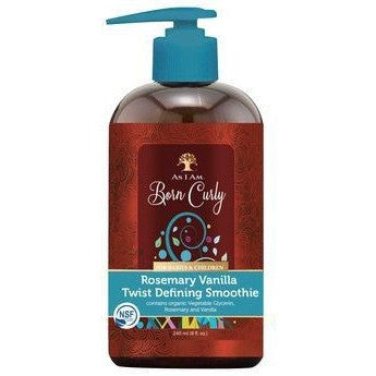 As I Am Born Curly Organic Twist Defining Smoothie - 8oz