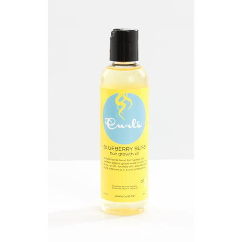 Curls Blueberry Bliss Hair Growth Oil - 4oz