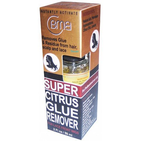 BMB Super Citrus Glue Remover for Lace Front Wigs - 2oz