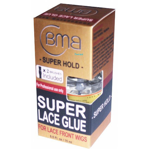 BMB Super Lace Glue for Lace Front Wigs - .5oz