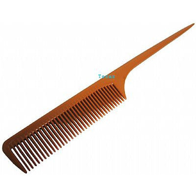 BONE TAIL COMB set - 12 count  # 2663