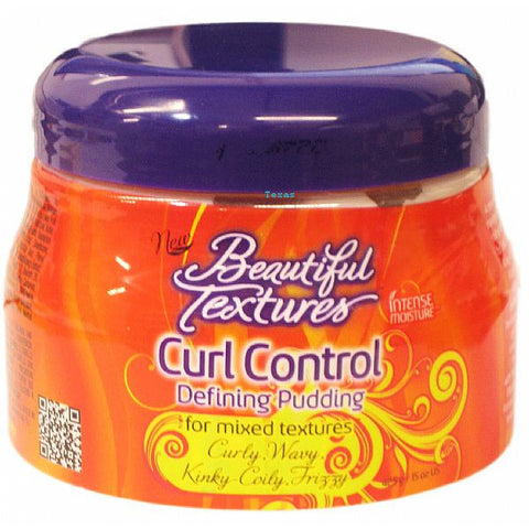 Beautiful Textures Curl Control Defining Pudding - 15oz jar