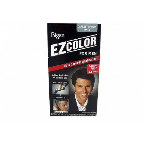 Bigen EZ Color For Men - Darkest Brown