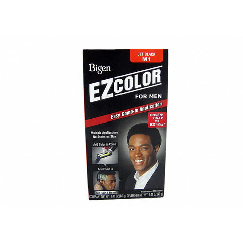 Bigen EZ Color For Men - Jet Black