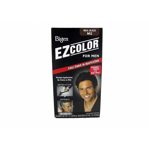 Bigen EZ Color For Men - Real Black