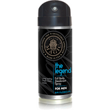 Black Magic Full Body Deodorant Spray For Men 4oz