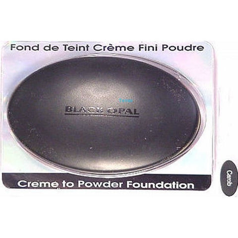 Black Opal Creme to Powder SPF-8 Foundation - 0.37oz compact - 3 PACK