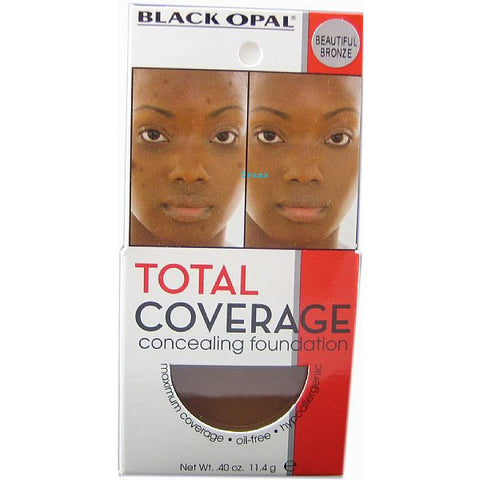 Black Opal Total Coverage Concealing Foundation - 3 pack