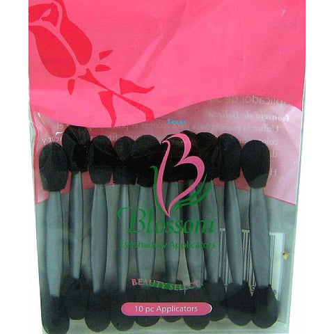 Blossom DUALTIP EYESHADOW APPLICATOR 10ct  # 10710