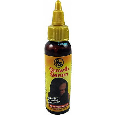 Bronner Bros GROWTH SERUM - 2oz bottle