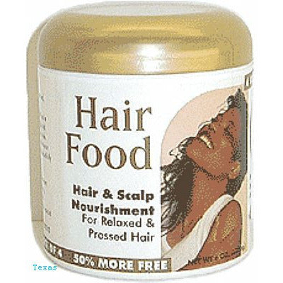 Bronner Bros HAIR FOOD - 6oz jar