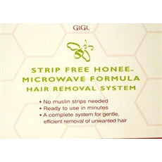 GiGi Microwave Formula STRIP FREE HONEE - Hair Removal System kit