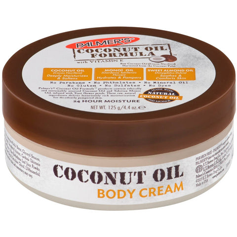 Palmer's Coconut Oil Body Cream - 4.4oz