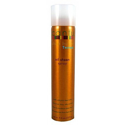 Cantu Shea Butter OIL SHEEN SPRAY - 9.5oz aerosal