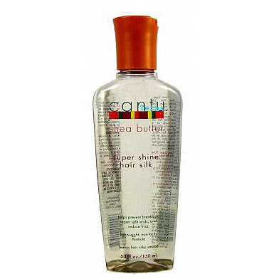 Cantu Shea Butter SUPER SHINE HAIR SILK - 5.1oz bottle