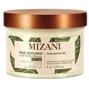 Mizani True Textures Twist and Coil Jelly - 8oz