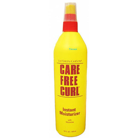 Care Free Curl INSTANT MOISTURIZER - 16oz spray