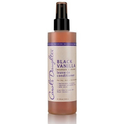 Carols Daughter Black Vanilla Moisture & Shine Leave-In Conditioner- 8oz