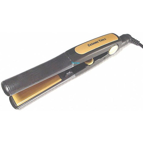 Ceramic Tools Professional 1inch Mini Straightening Iron - CT2555