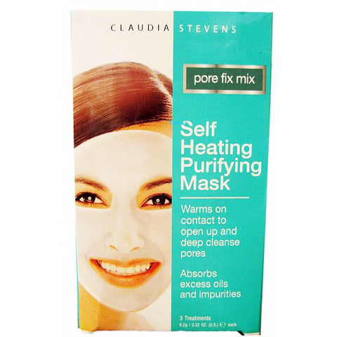 Claudia Stevens SELF HEATING PURIFYING MASK #117360