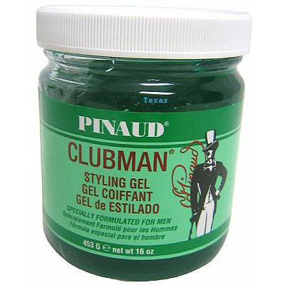 Clubman Pinaud STYLING GEL - 16oz jar