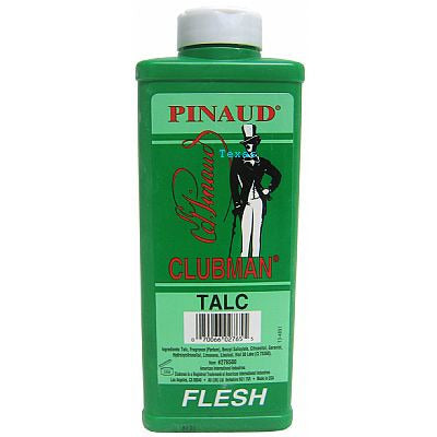 Clubman Pinaud TALC FLESH - 9oz bottle - # 2765