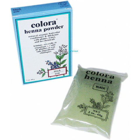 Colora Henna Powder Natural Organic Haircolor