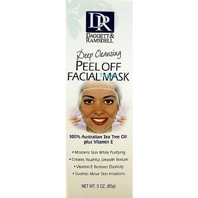 Daggett & Ramsdell Deep Cleansing PEEL OFF FACIAL MASK - 3oz