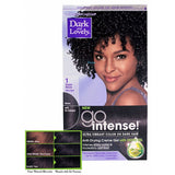 Dark & Lovely GO INTENSE Permanent Haircolor #1 SUPER BLACK