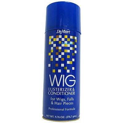 Demert WIG LUSTERIZER CONDITIONER - 9.76oz aerosal