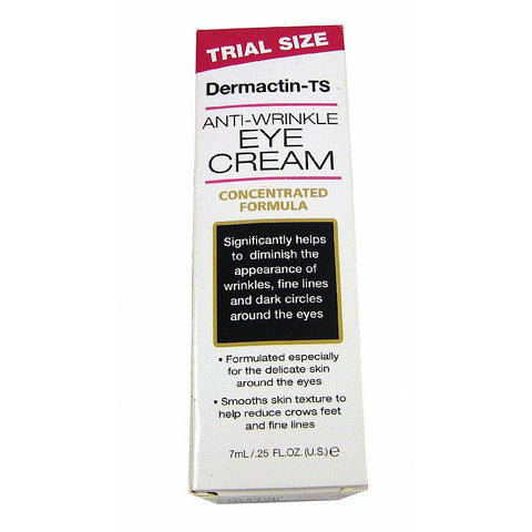 Dermactin-TS Anti Wrinkle Eye Cream - .25oz #70453
