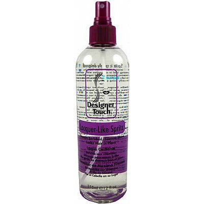 Designer Touch LACQUER LIKE SPRITZ - 12oz spray (Discontinued item)