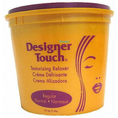 Designer Touch Texturizing Relaxer - 4lb tub