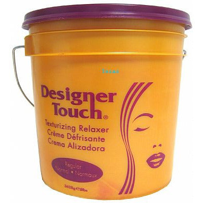 Designer Touch Texturizing Relaxer - 8LB tub