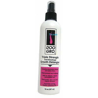 Doo Gro Triple Strength DETANGLER - 10oz spray