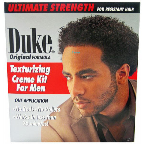 Duke Texturizing Creme Kit for Men - 1 applications